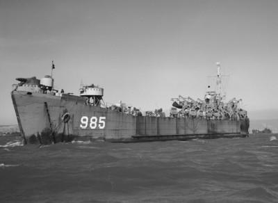 USS LST-985