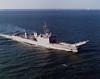 USS Sumter (LST-1181)<br /> <br /> Date: October 7 1985<br /> Location: Hampton Roads VA<br /> Source: Nobe Smith - Atlantic Fleet Sales