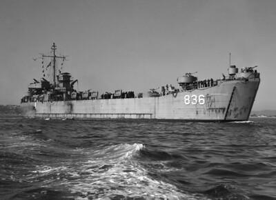 USS LST-836