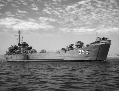 USS LST-855