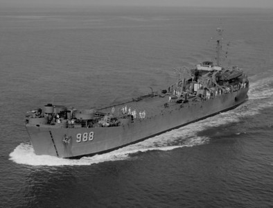 USS Mineral County (LST-988)