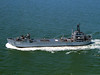 USS Walworth County (LST-1164)<br /> <br /> Date: September 1964<br /> Location: Hampton Roads VA<br /> Source: Nobe Smith - Atlantic Fleet Sales