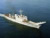 USS Spartanburg County (LST-1192)<br /> <br /> Date: Unknown<br /> Location: Hampton Roads VA<br /> Source: Nobe Smith - Atlantic Fleet Sales