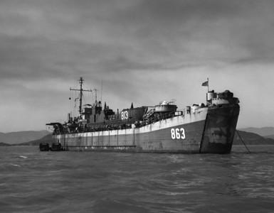 USS LST-863
