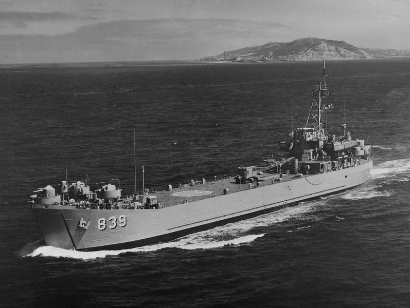 USS Iredell County (LST-839)