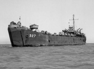 USS LST-927