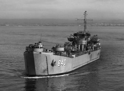 USS LST-840