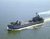 USS Graham County (LST-1176)<br /> <br /> Date: September 1964<br /> Location: Hampton Roads VA<br /> Source: Nobe Smith - Atlantic Fleet Sales