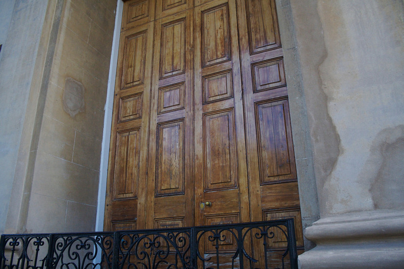 The Door at St. Phillip's