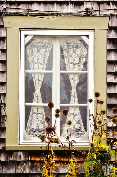 Window in Quebec