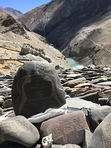 Near Cha village, Zanskar