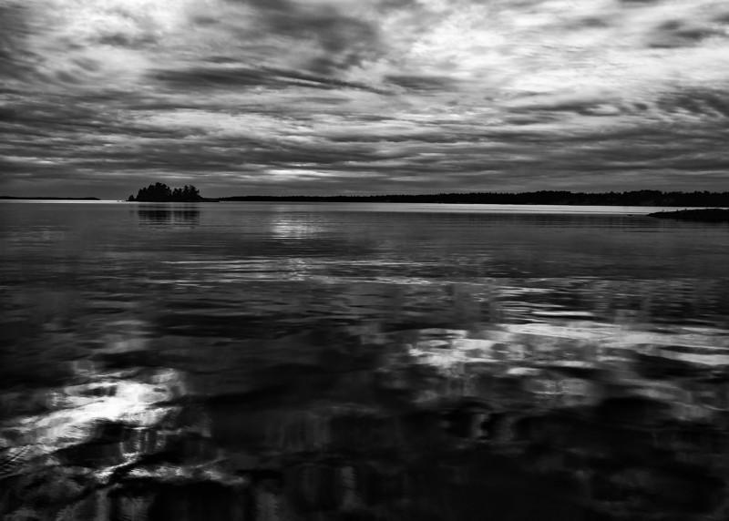 Lake Huron, from John Island