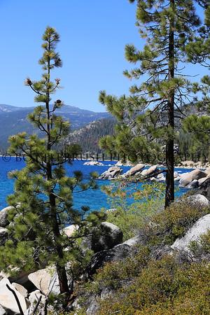 Lake Tahoe, Nevada.