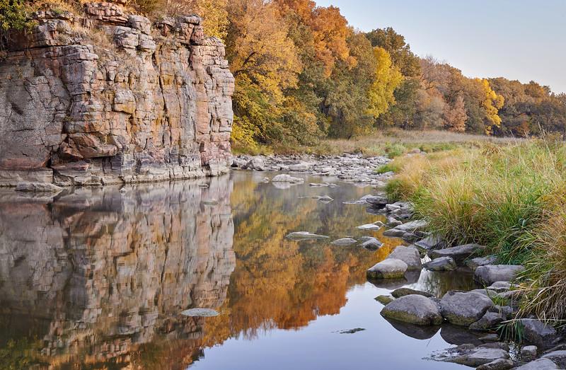 Fall on Split Rock Creek