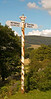 Photo by Lyn Fishlock - Nikon D80 - Regal Signpost Photo by Lyn Fishlock - Nikon D80 -