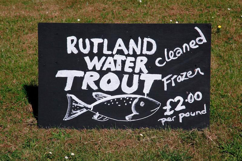Barnsdale, Rutland Water - May 2010