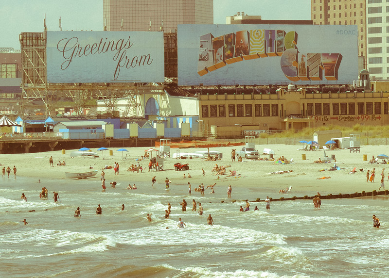 Greetings from AC Beach