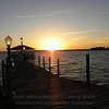 OC, MD gazebo sunset
