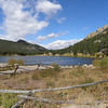 Colorado lake view