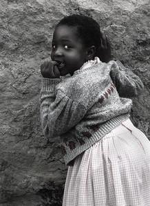 African Schoolgirl