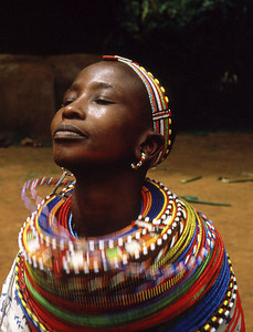 Maasai Beauty in Motion
