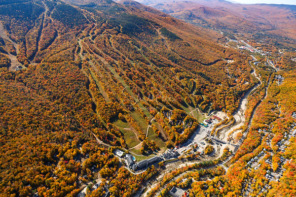 Loon Mountain Ski Area