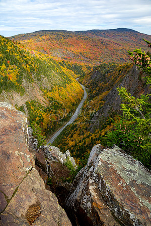 Dixville Notch Below