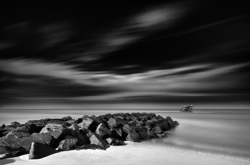 Shipwreck - Cape May, NJ<br /> <br /> © Scott Frederick Photography : All Rights Reserved