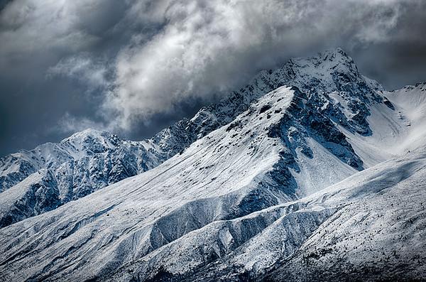 The Mountain Abides