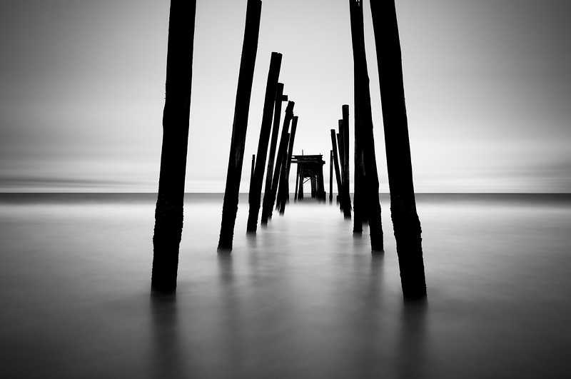Pylons - 59th Street Pier OCNJ<br /> <br /> © Scott Frederick Photography : All Rights Reserved