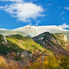 First Snow of Season on Mt Lafayette  Sizes: 1:2 ratio - 8x16, 10x20, 12x24, 15x30, 20x40, 30x60