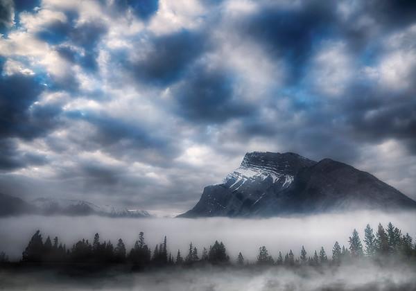 Soft Mountain Morning