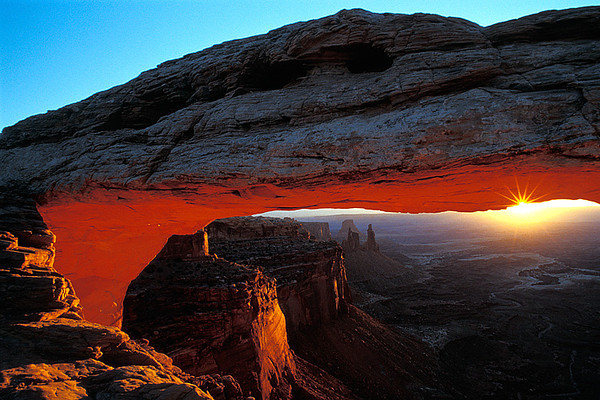 #32 Mesa Arch Sunrise, Canyonlands NP, UT