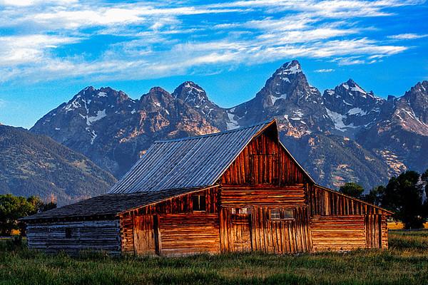 #38 Barn, Grand Teton NP, WY