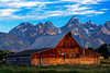 #38 Barn, Grand Teton NP, WY