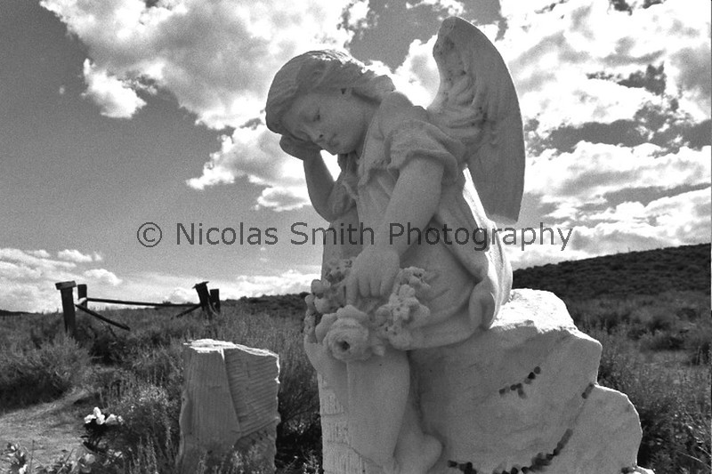 Evelyn: Bodie, Calif. 2002;  *All images and gift items print without the watermark*