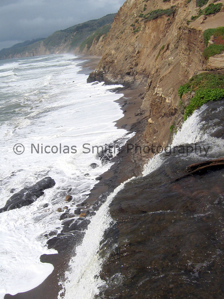 Alamere Falls, Marin Co., 2006; *All images and gift items print without the watermark*