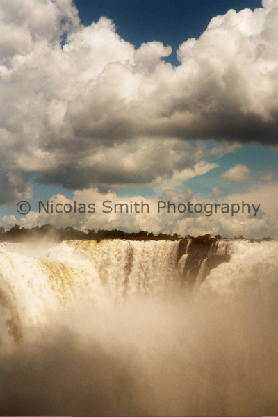 Iguazu Falls: Brazil/Argentina, 2005;  *All images and gift items print without the watermark*