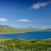 Lake Tyin. / Innsjøen Tyin.