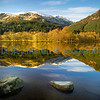 Reflections on Loch Lubnaig