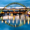 The Tyne Bridge, Newcastle.
