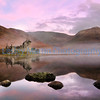 Sunrise at Kilchurn Castle