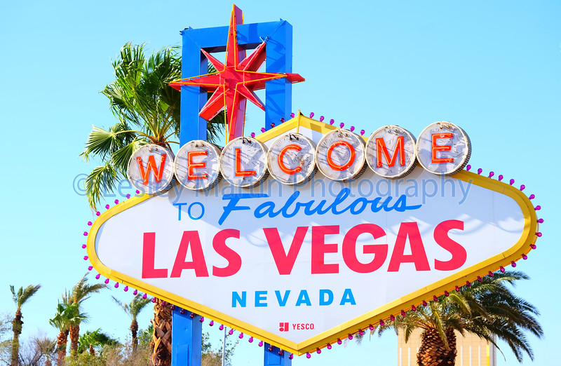 Welcome to Las Vegas.