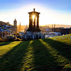 Dugald Stewart Monument, Edinburgh.