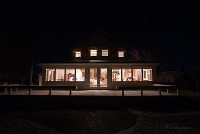 Cottage on Harson Island