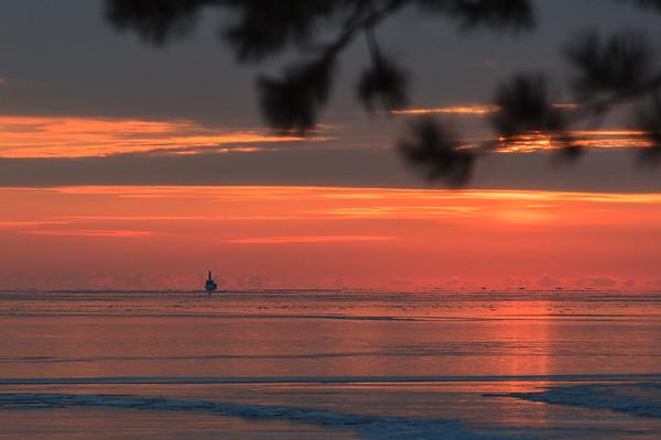 Morning Light - Lake St Clair