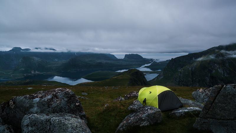 Kvalvika Camping