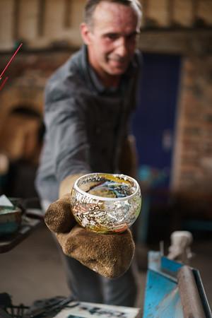 Vikten Glasshytta