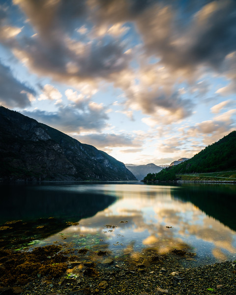 Flåm Sunset