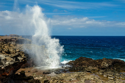 Nakalele Blowhole, Maui Hawaii